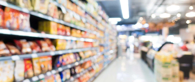 Gestion de linéaire en supermarché