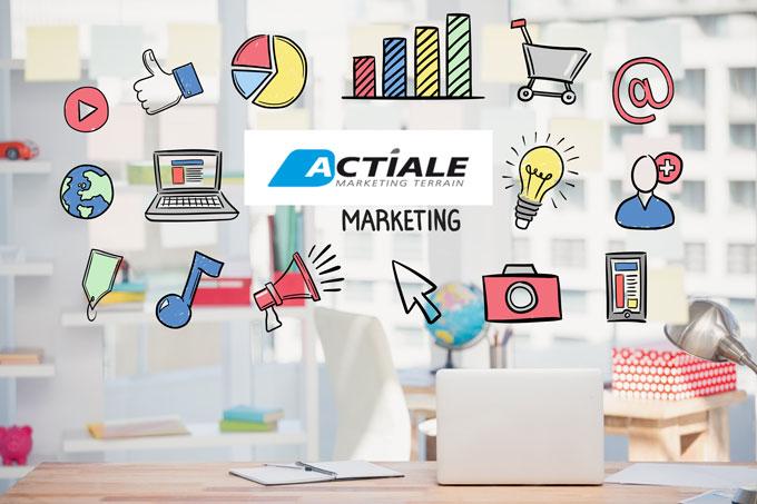 Le process de l'animation commerciale chez Actiale